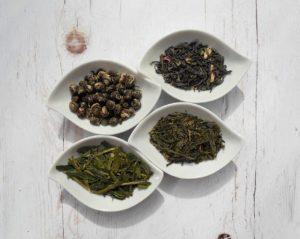 紅茶の茶葉
