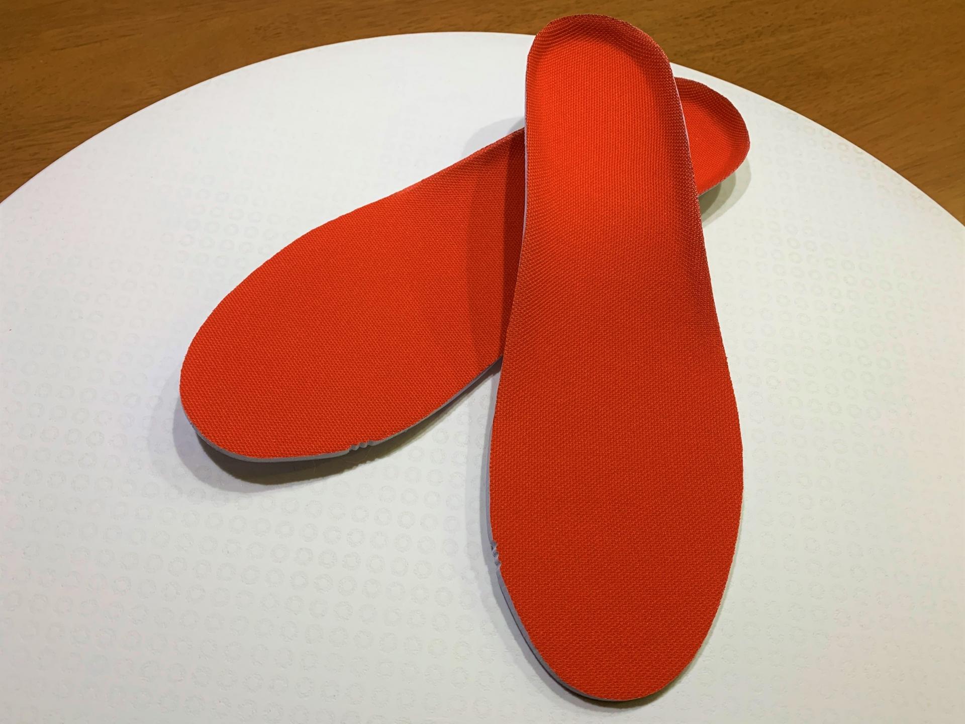 靴のインソール