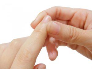 爪のトラブル
