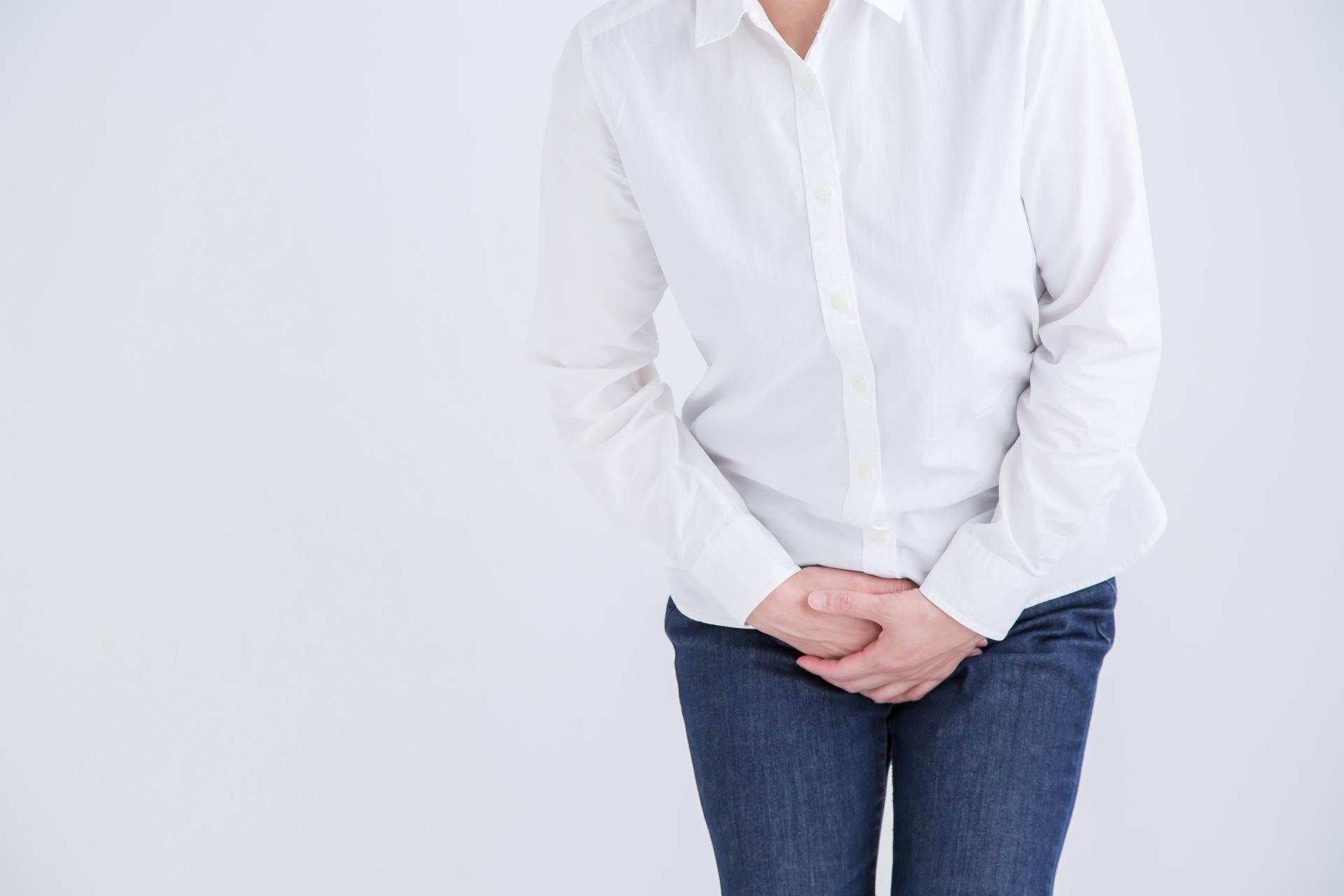 夜間頻尿に悩む女性