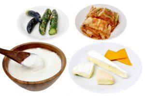 乳酸菌の入っている食品