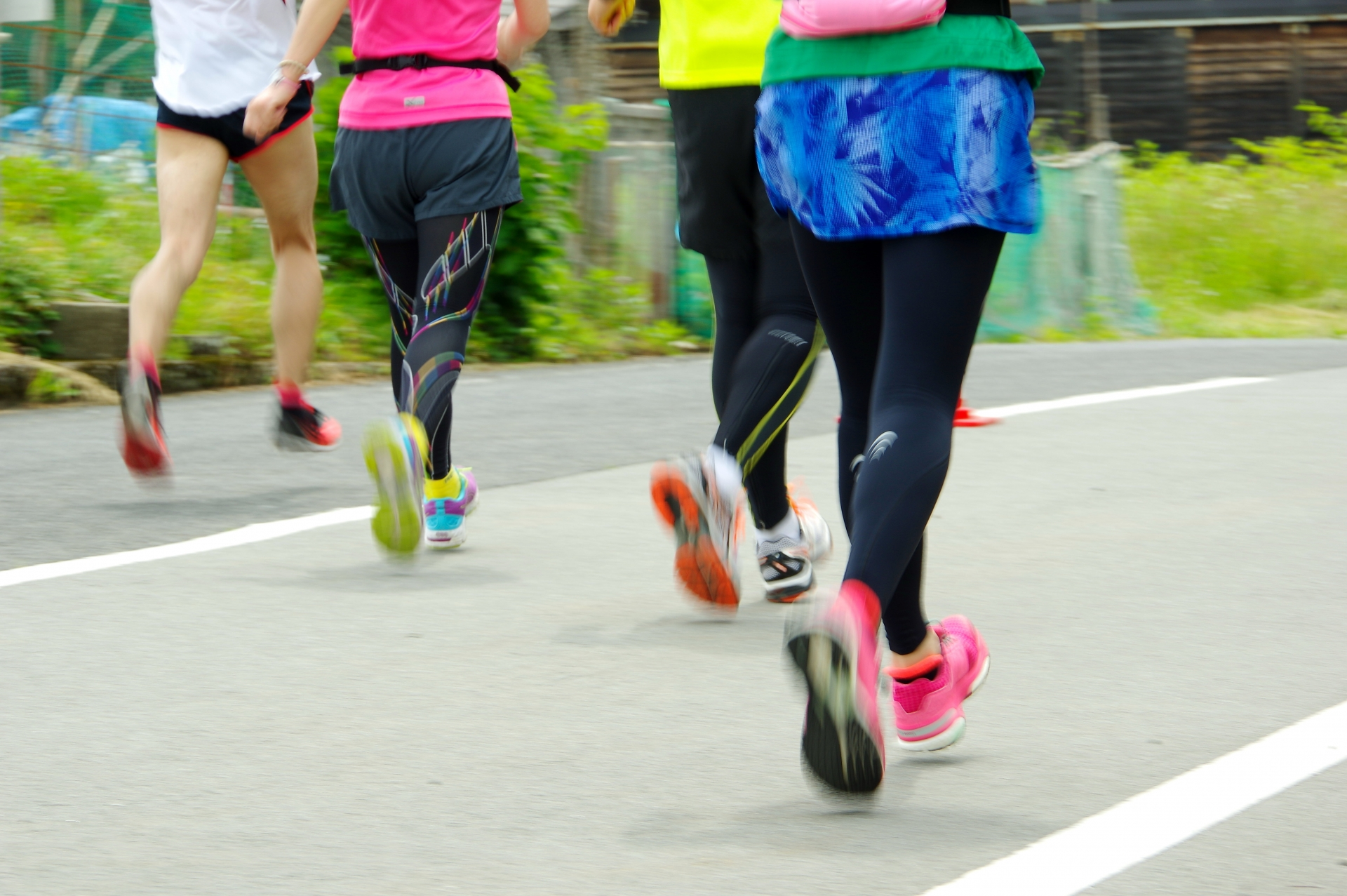 果糖はマラソンに最適