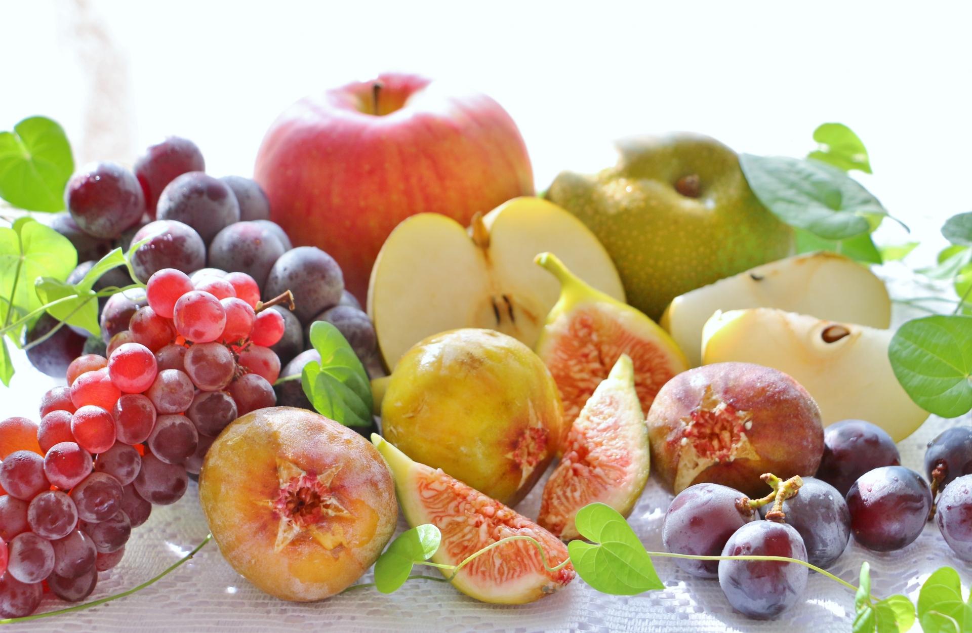 果物はスイーツ