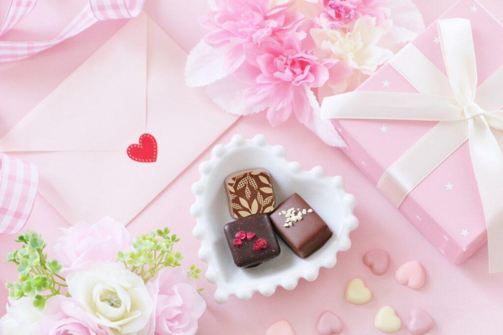 おうちバレンタイン