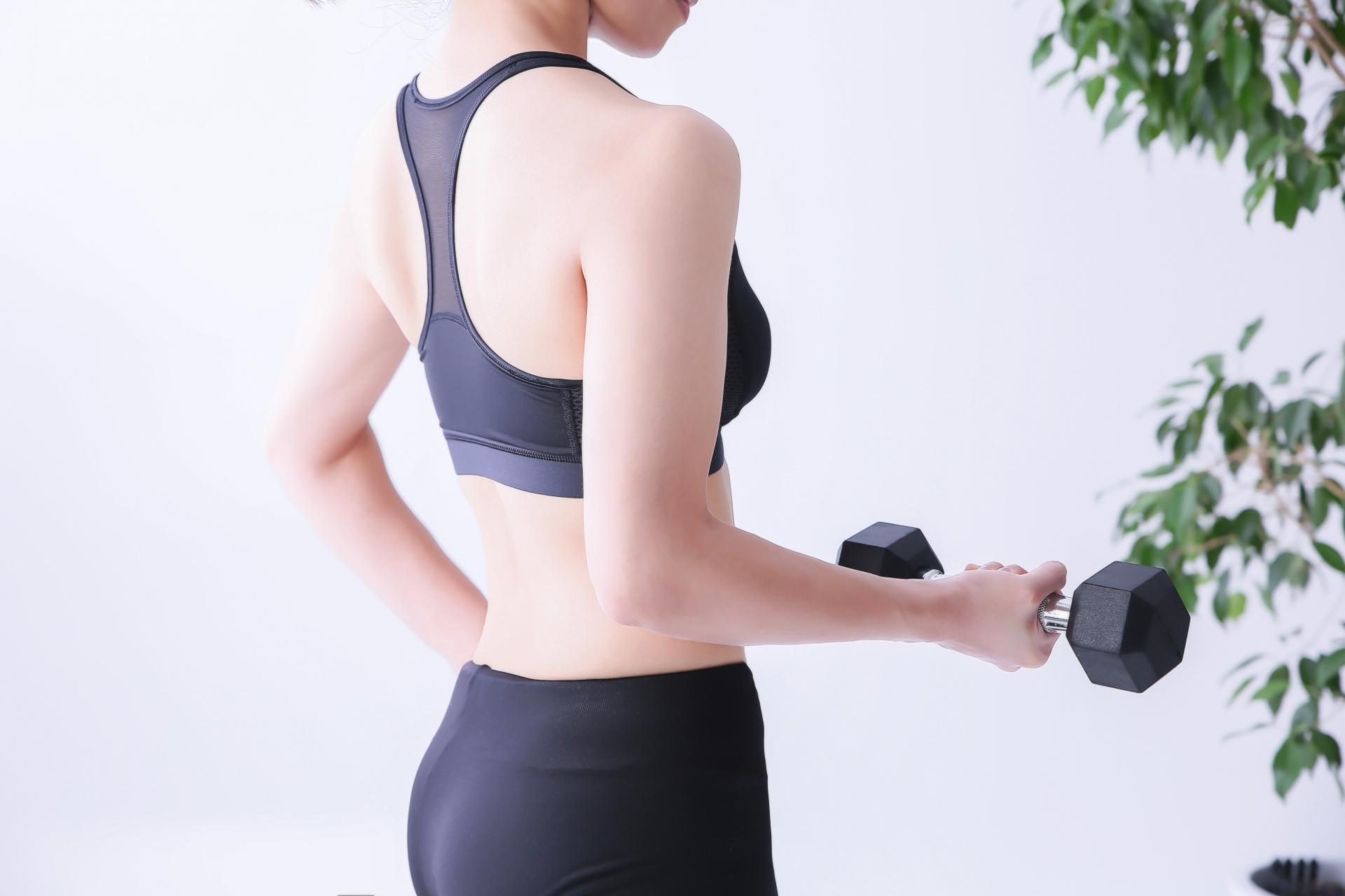 更年期の冷えの原因筋肉量が少ない