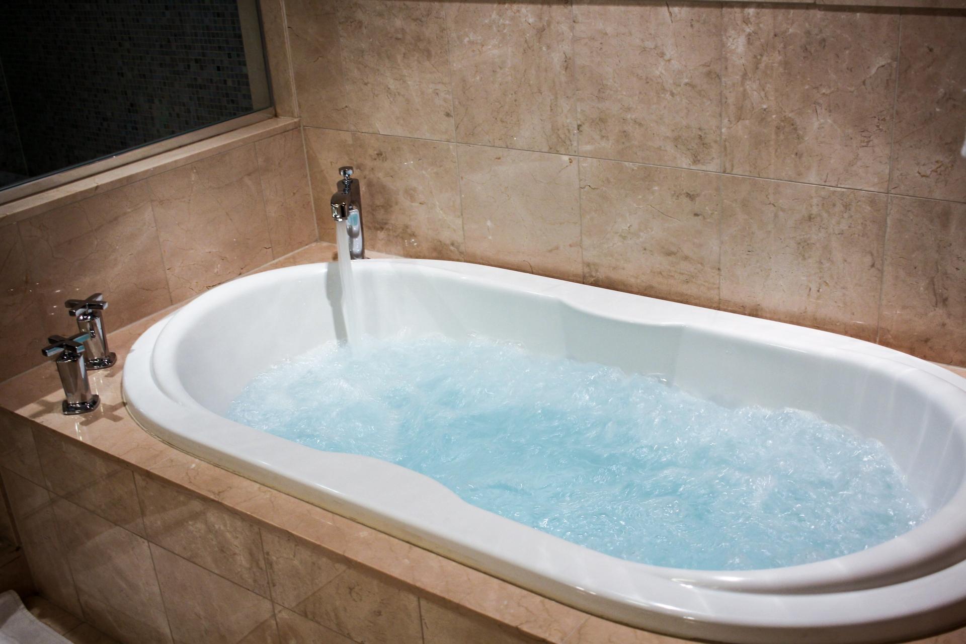 ヒートショックリスクが高い浴室