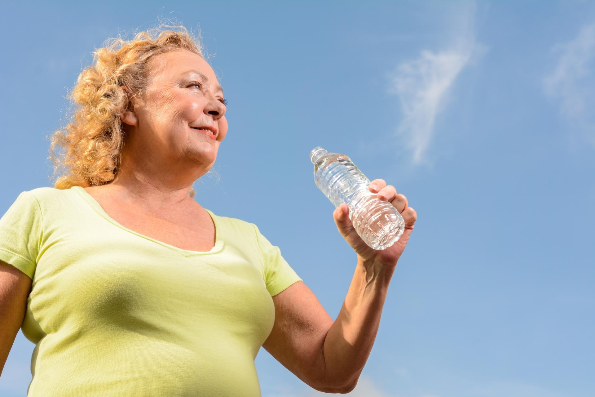胆石症のリスクある女性