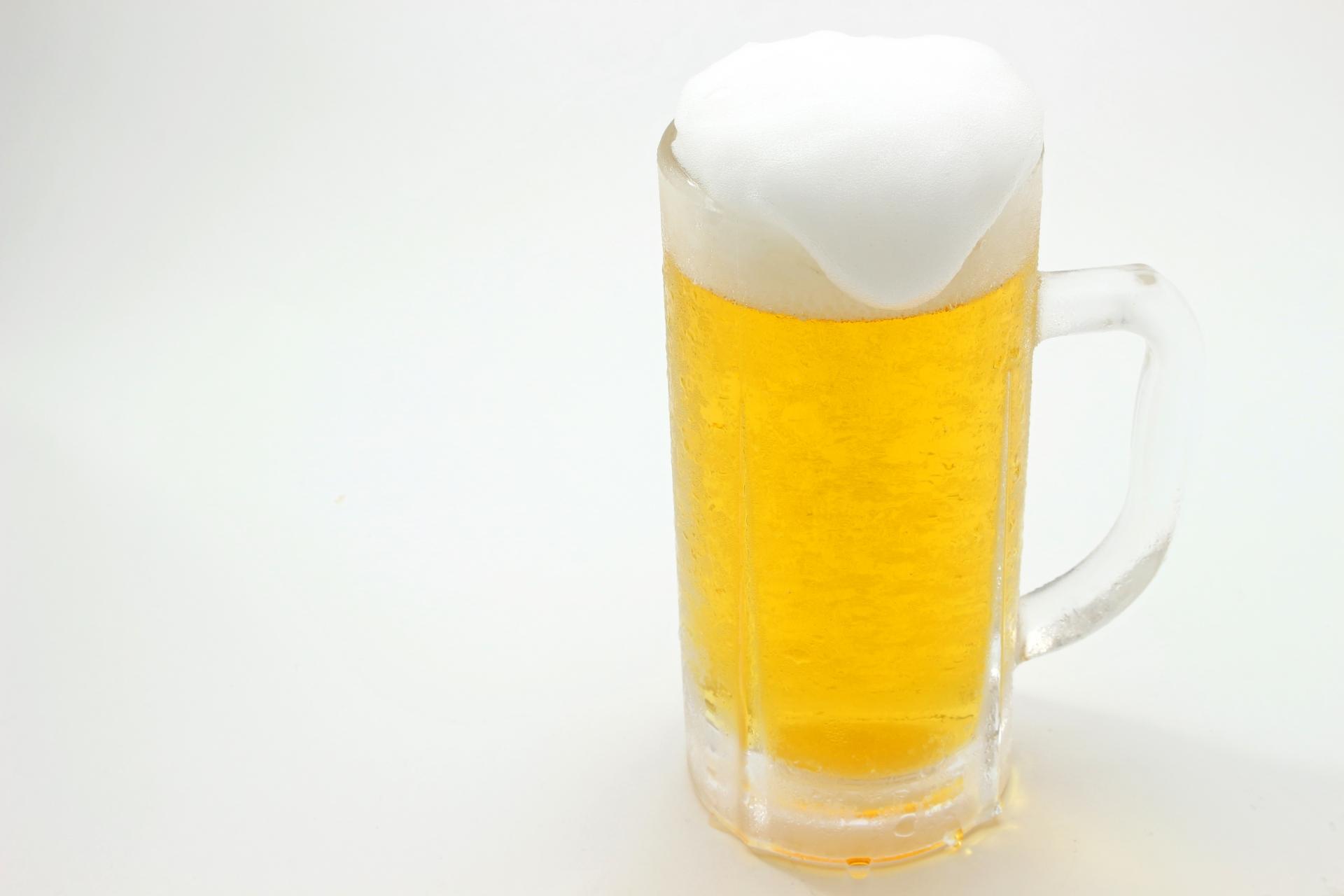 腸管カンジダのリスク、ビール