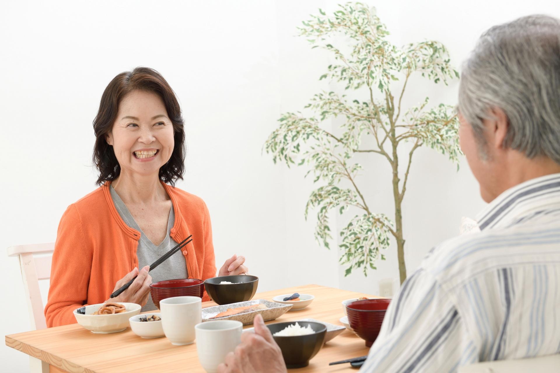 胆石症の予防規則正しい食事
