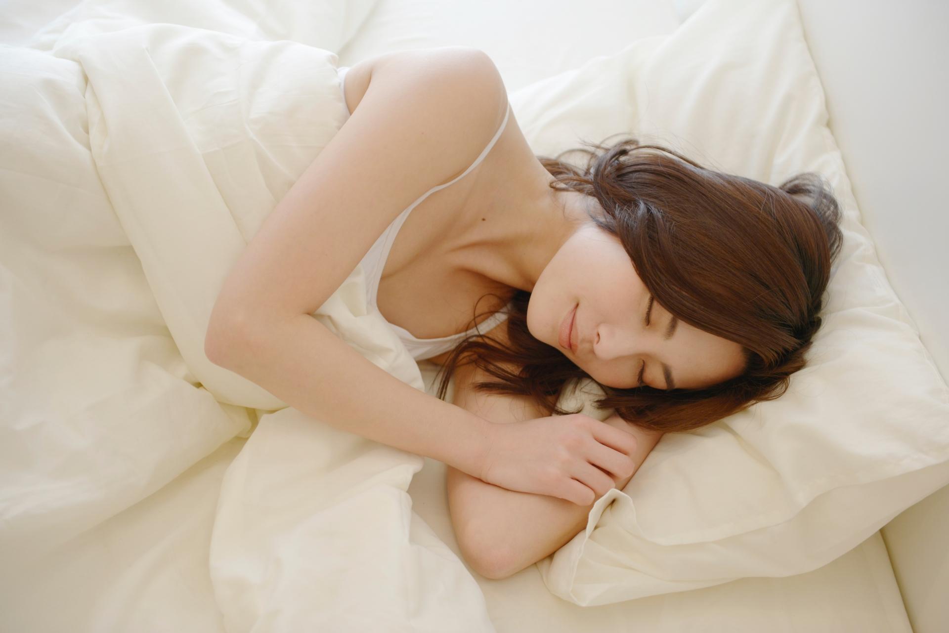 ゴルゴラインケアで良い睡眠をとる