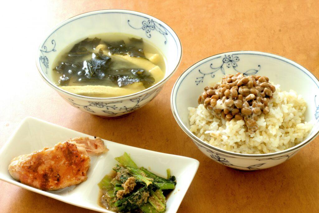発酵食品でシンバイオ食