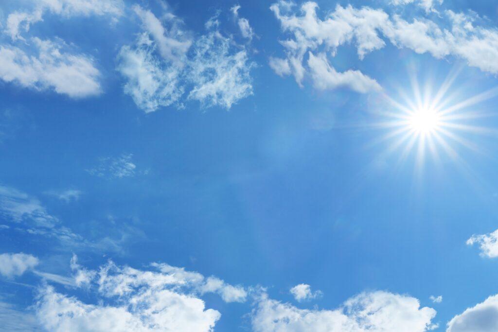 メラニンタイプの肌のくすみの原因、紫外線