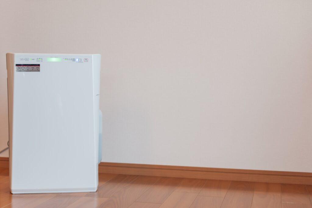 花粉症対策空気清浄機