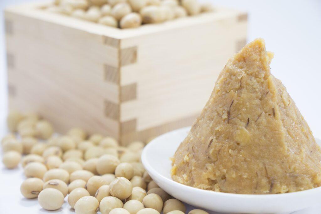 発酵食品、味噌