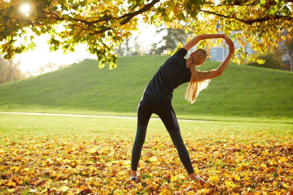 適度な運動で腸閉塞を予防する