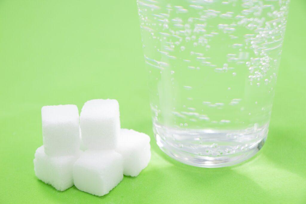 糖化タイプの肌のくすみの原因、清涼飲料水