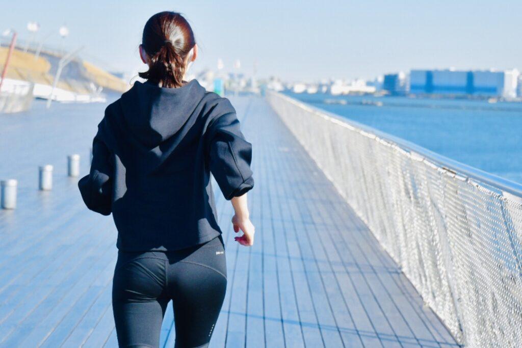 運動習慣の改善