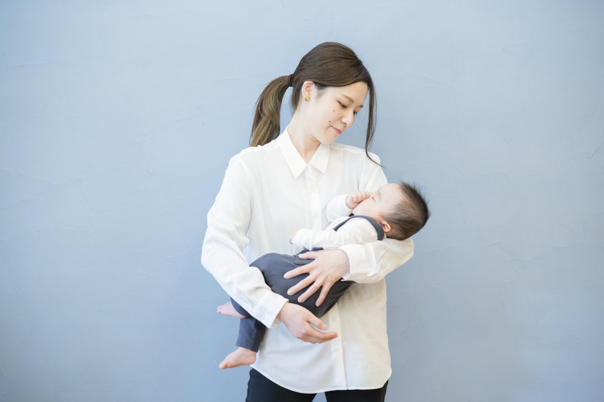 出産経験のある女性