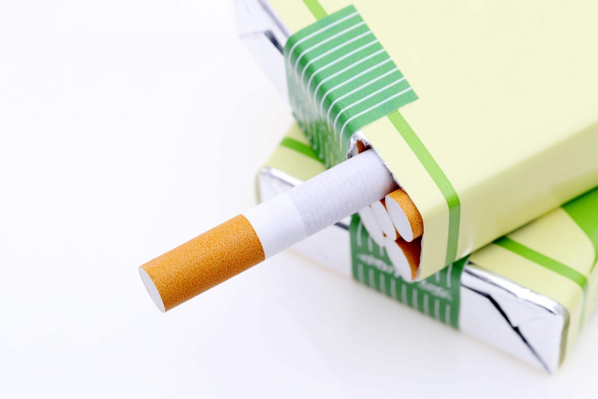 タバコ 喫煙