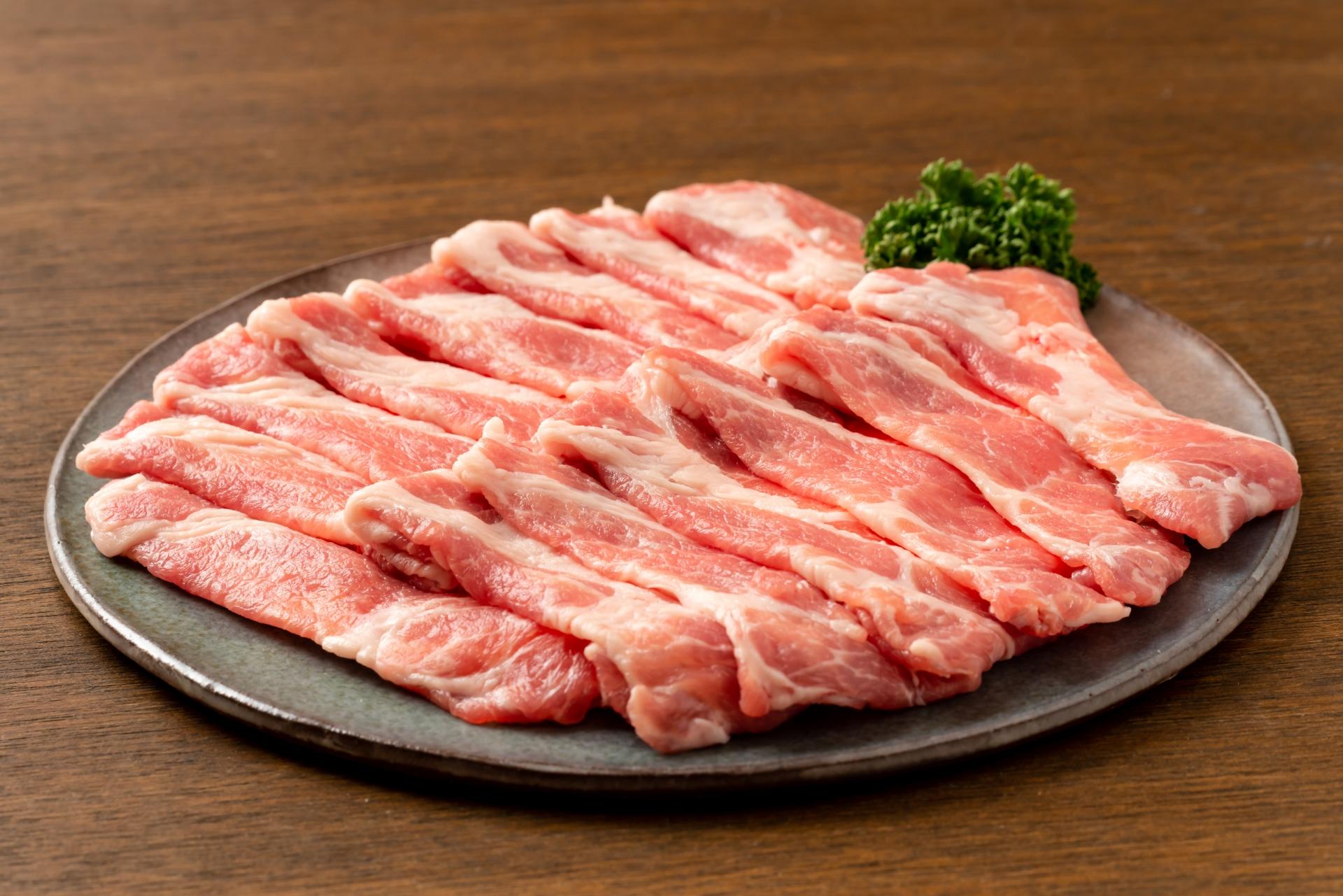 ビタミンB 豚肉