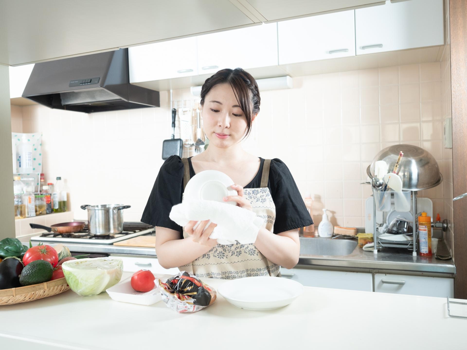 家事ストレス こうすべきと頑張る主婦
