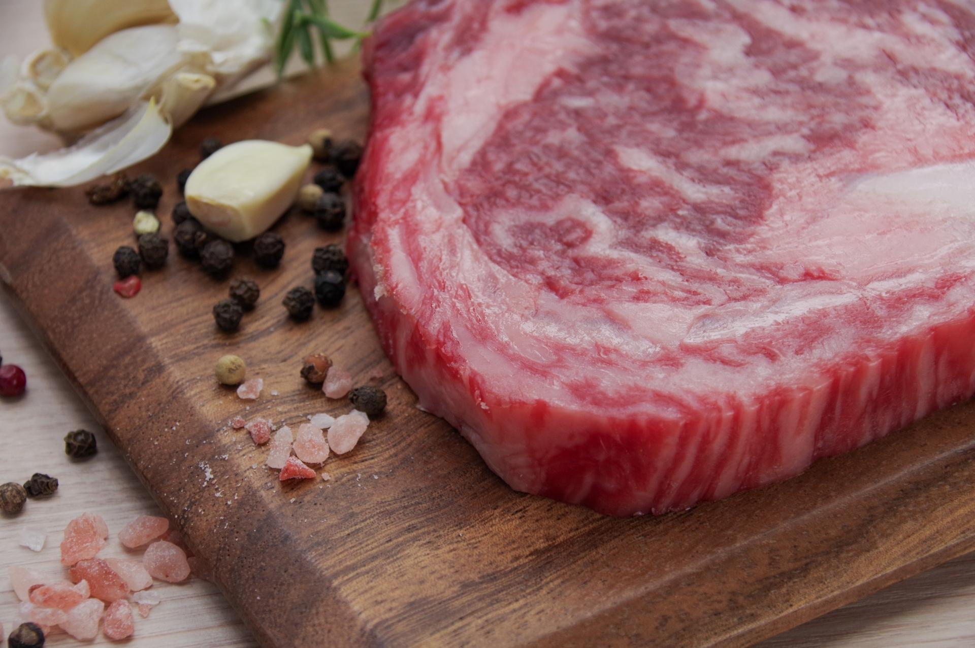 タンパク質 牛肉