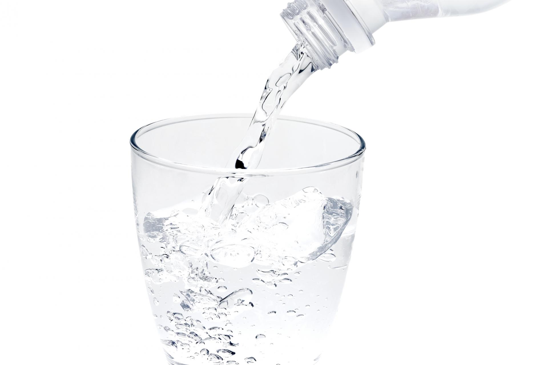 水分補給 水