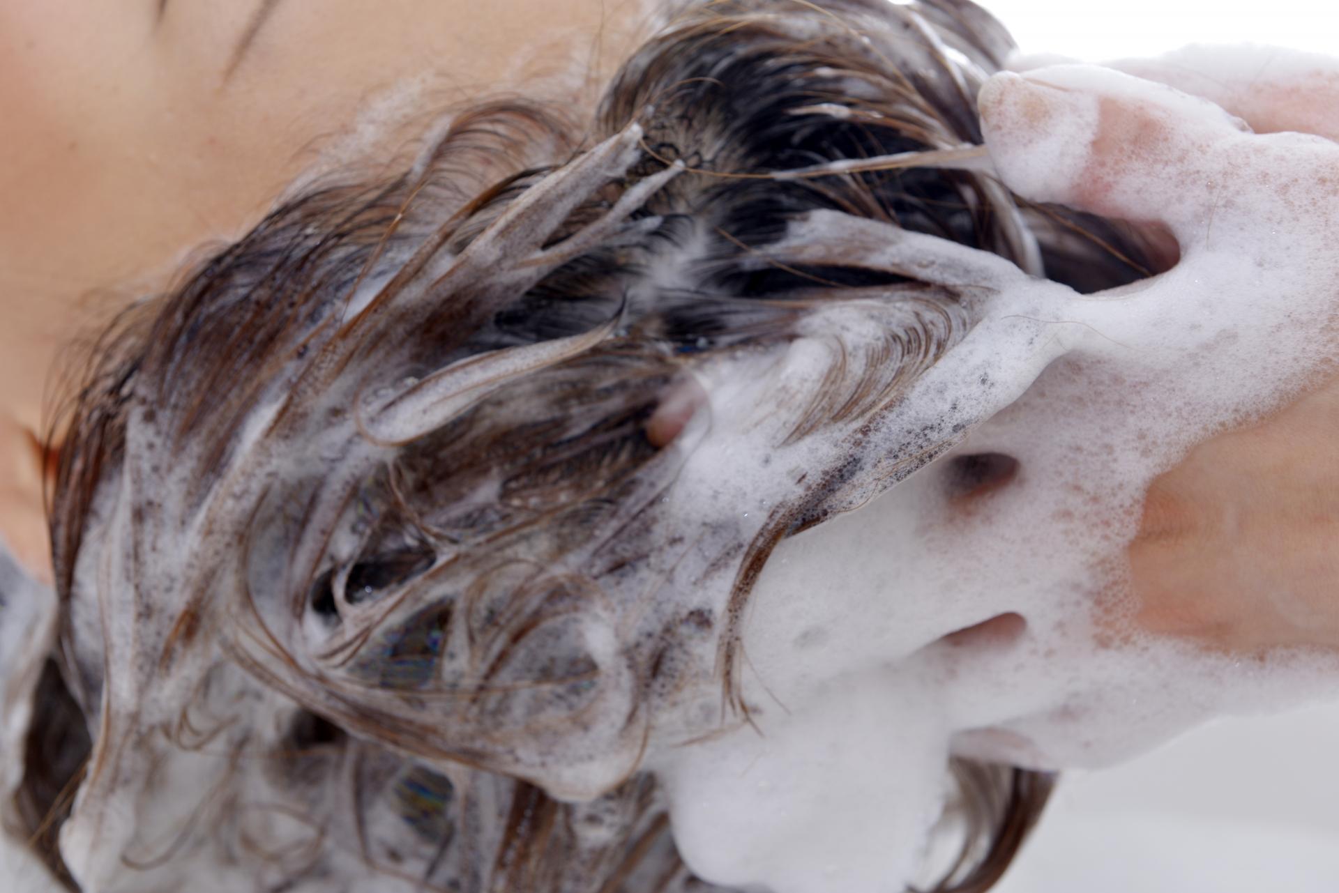 夏の汗臭NG対策 シャンプー