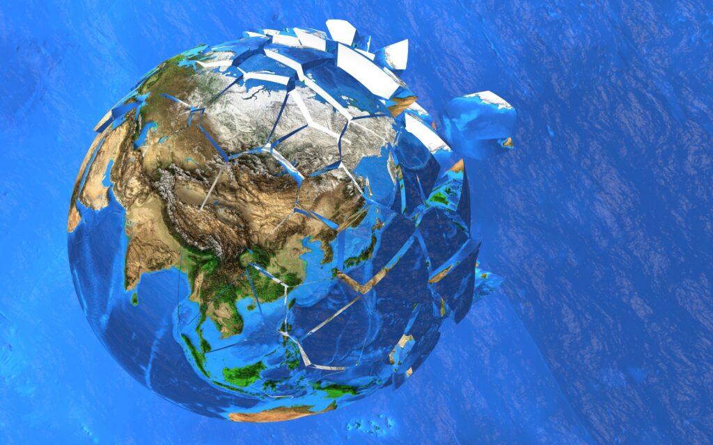 地球を破壊する