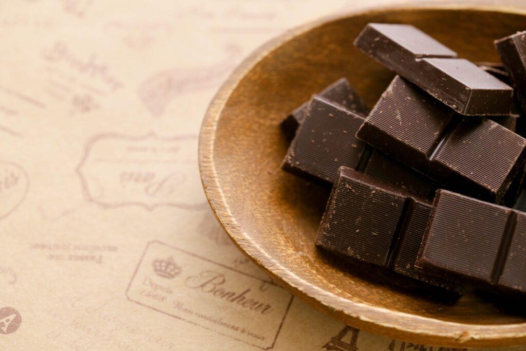 高カカオチョコレート 亜鉛