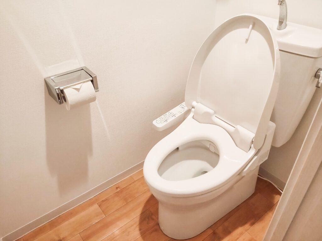 尿チェック 家庭のトイレ