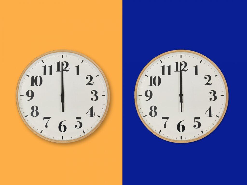 インフラディアンリズム 時計