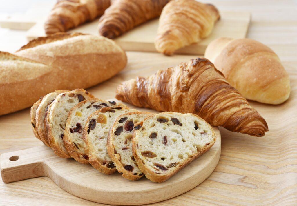 レクチン 小麦のパン