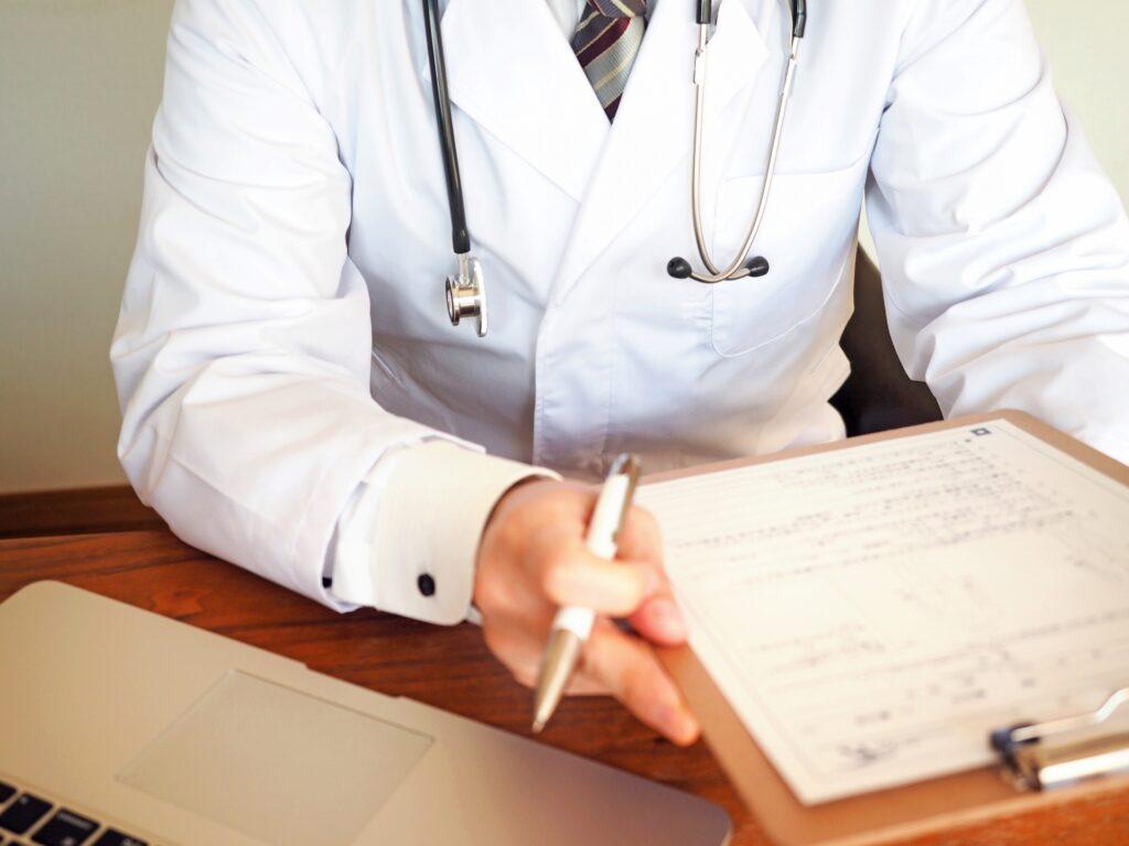 医療 医師の問診