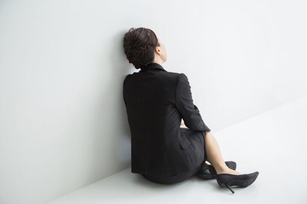 橋本病 疲れが取れない やる気の出ない女性